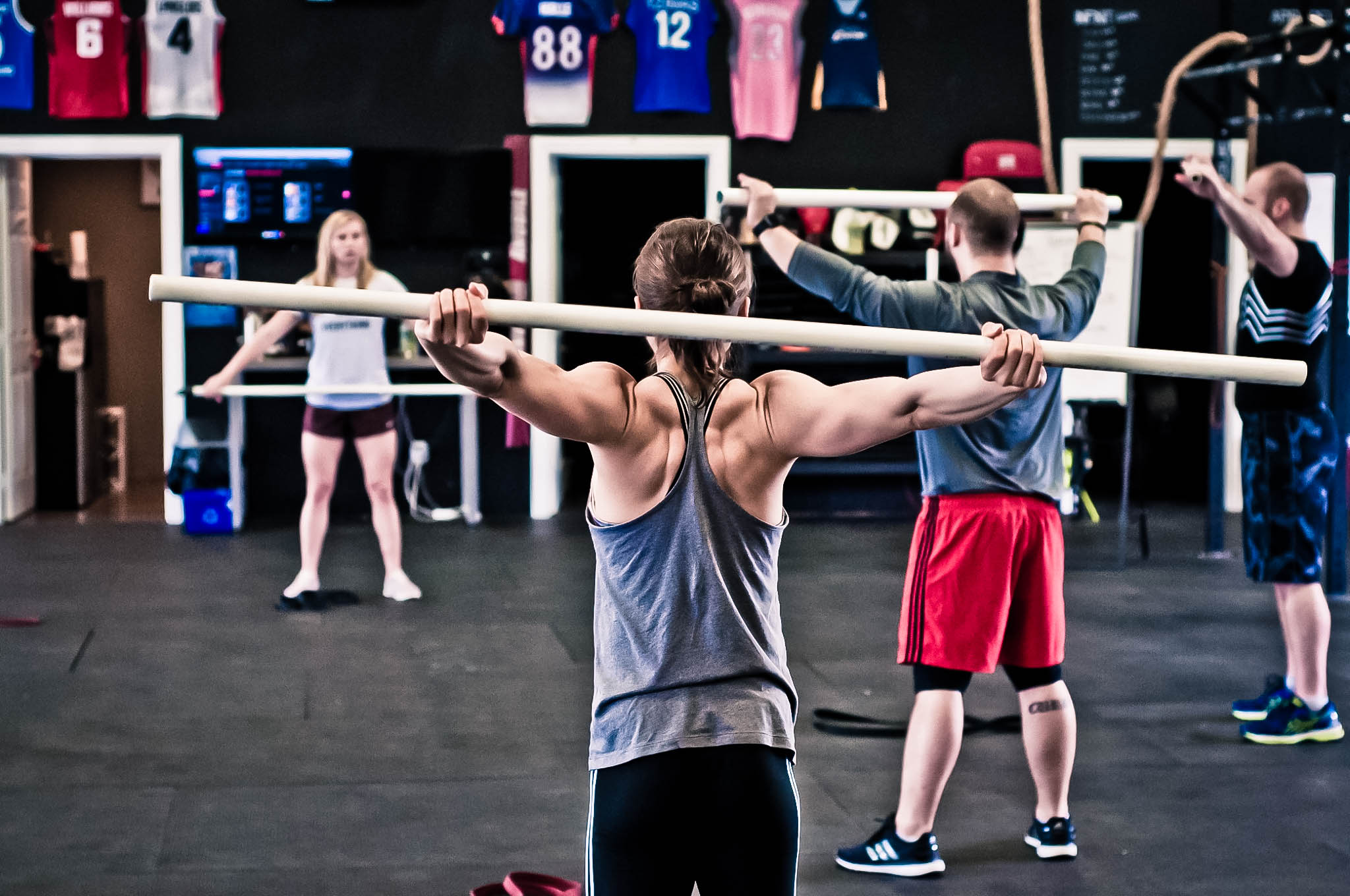 WOD - Group Classes